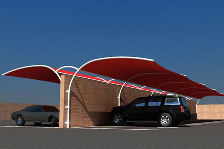 Car Parking Shed Design India